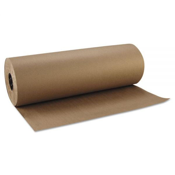 Boardwalk Kraft Paper, 24 in x 1,020 ft, Brown