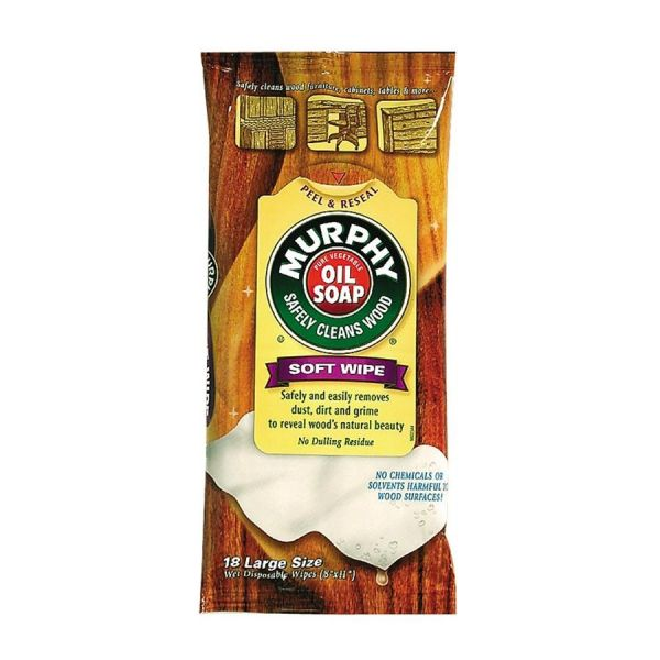Murphy Oil Soap Soft Wipes