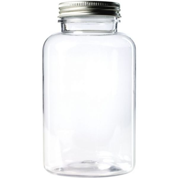 Craft Keepers Jar
