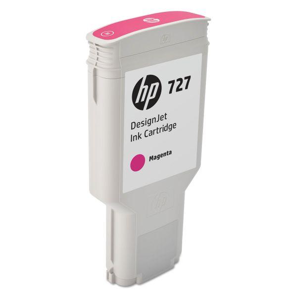 HP 727 Magenta Ink Cartridge (F9J77A)