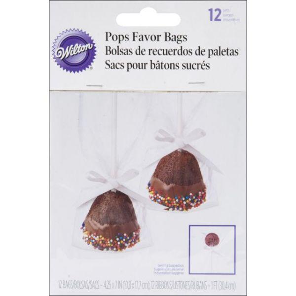 Pops Favor Bags