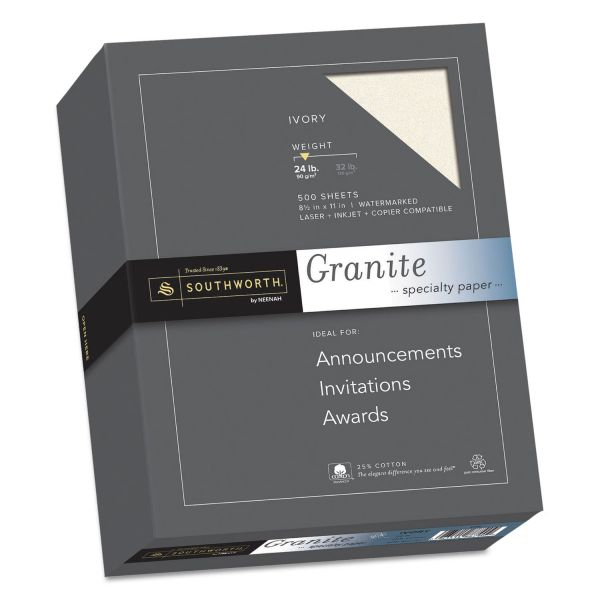 Southworth Granite Specialty Paper
