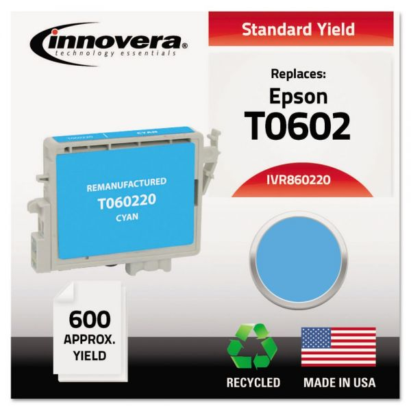 Innovera Remanufactured Epson T0602 Ink Cartridge