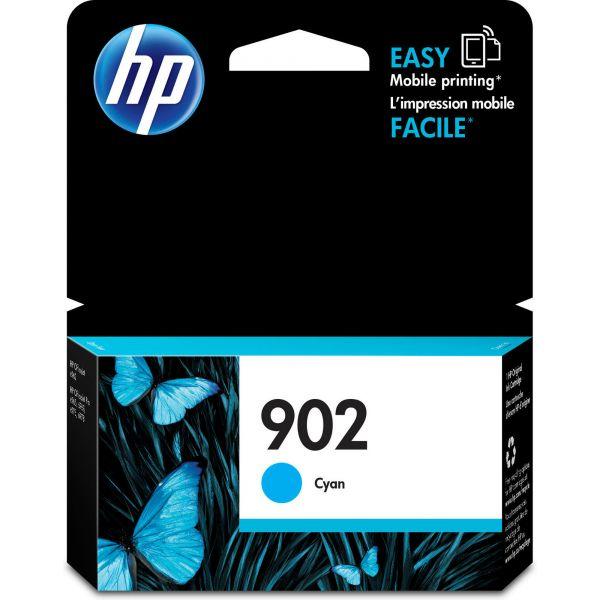 HP 902 Cyan Ink Cartridge (T6L86AN)