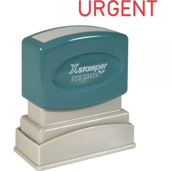 Xstamper URGENT Title Stamp