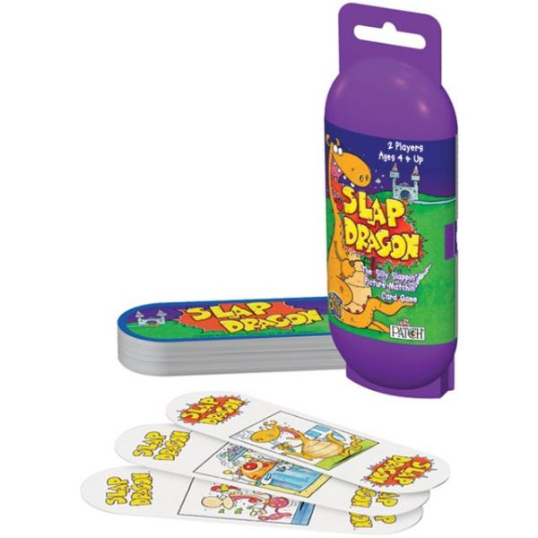 Slap Dragon Card Game