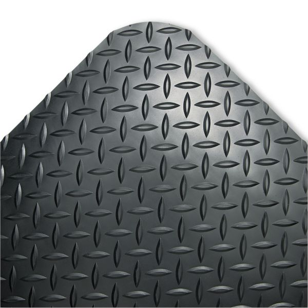 Crown Industrial Deck Plate Anti-Fatigue Floor Mat