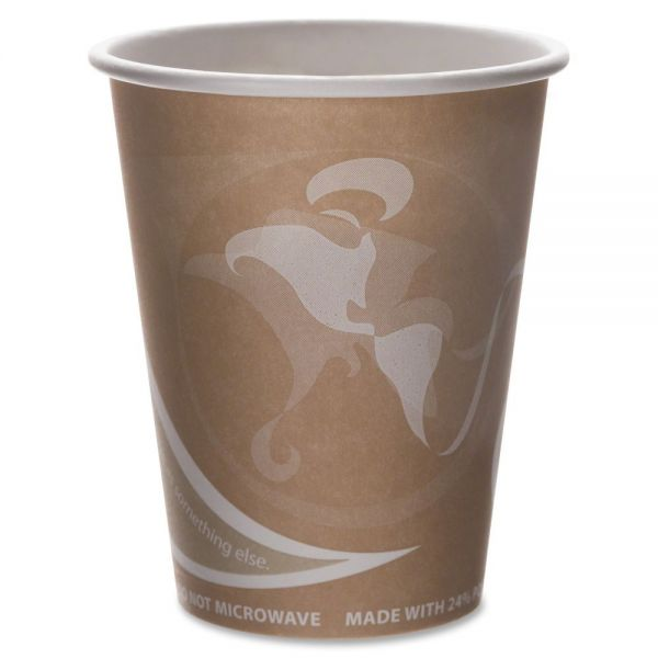 Eco-Products Evolution World 8 oz Coffee Cups