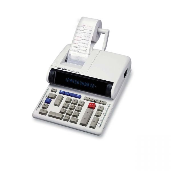 Sharp Calculators CS2850A Commercial Printing Calculator