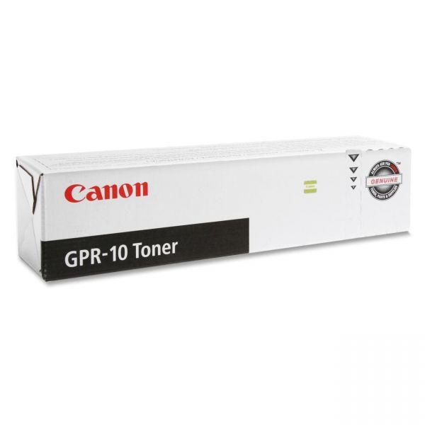 Canon GPR-10 Black Toner Cartridge (7814A003)