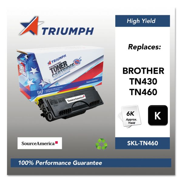 SKILCRAFT Remanufactured Brother TN460 High Yield Toner Cartridge