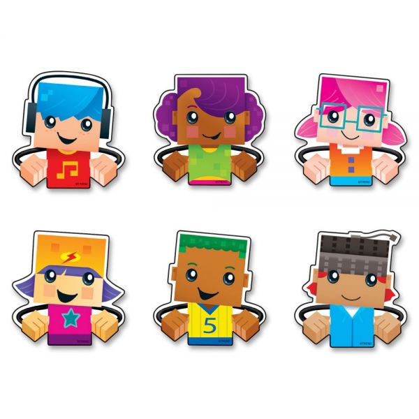 Trend BlockStars! Clips Mini Accents Variety Pack