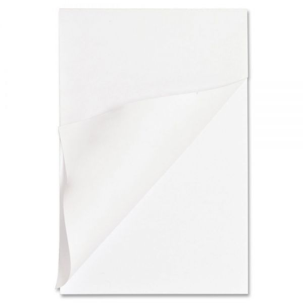 Business Source Plain Memo Pads