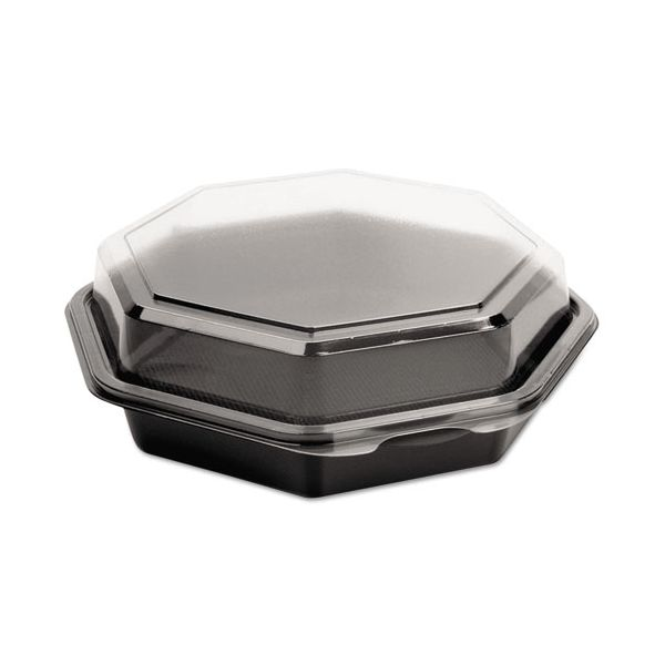 SOLO Cup Company OctaView Hinged Deli Containers