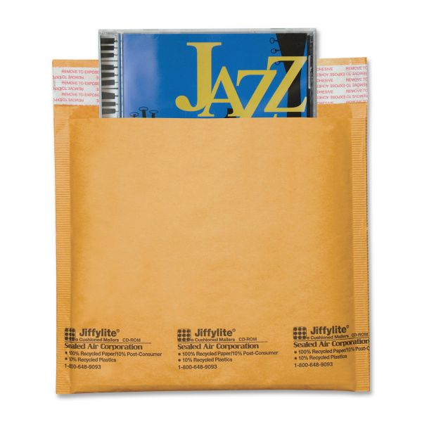 Sealed Air Jiffylite Sealed Air CD Mailers
