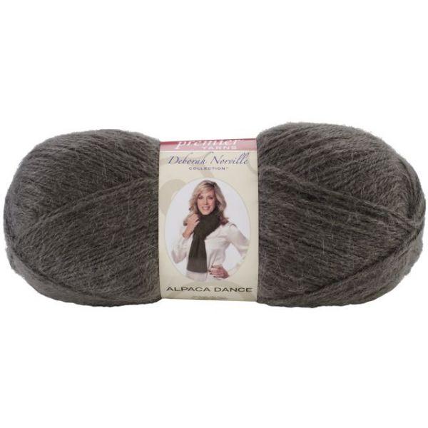 Deborah Norville Collection Alpaca Dance Yarn - Cinder