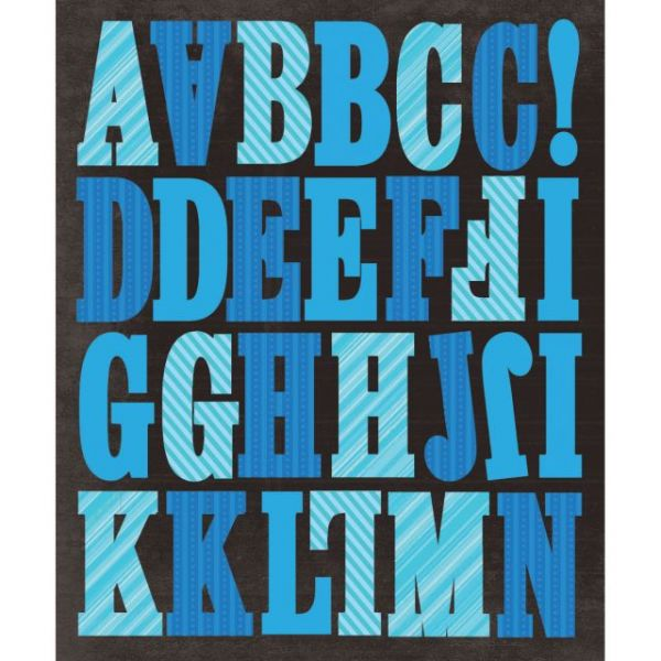 Life's Little Occasions Alphabet Die-Cut Stickers