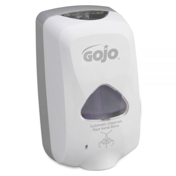 Gojo TFX Touch Free Foam Soap Dispensers