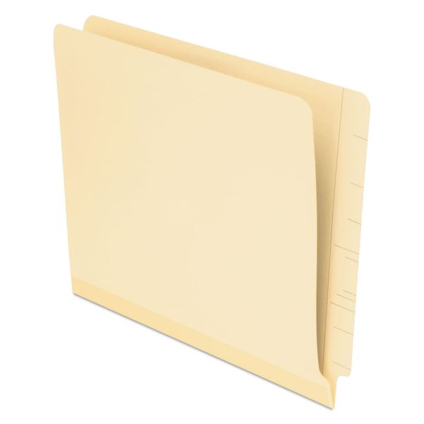 Pendaflex Laminated Letter Size End Tab File Folders