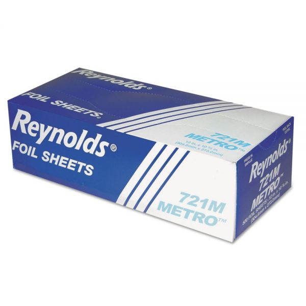 Reynolds Wrap Metro Pop-Up Aluminum Foil Sheets