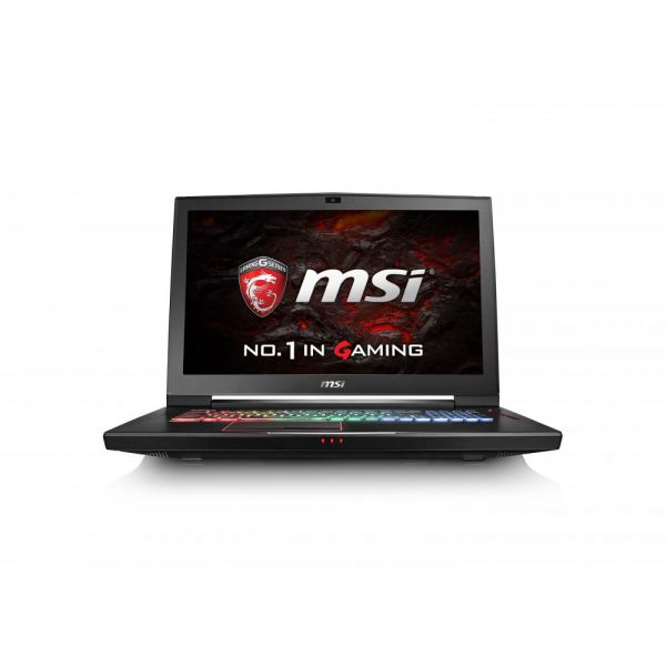 "MSI GT73VR Titan Pro-202 17.3"" Notebook - Intel Core i7 (6th Gen) i7-6820HK Quad-core (4 Core) 2.70 GHz - Aluminum Black"