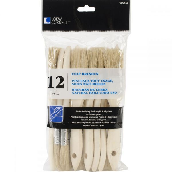 Chip Brush Set
