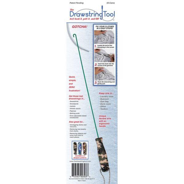 Drawstring Tool