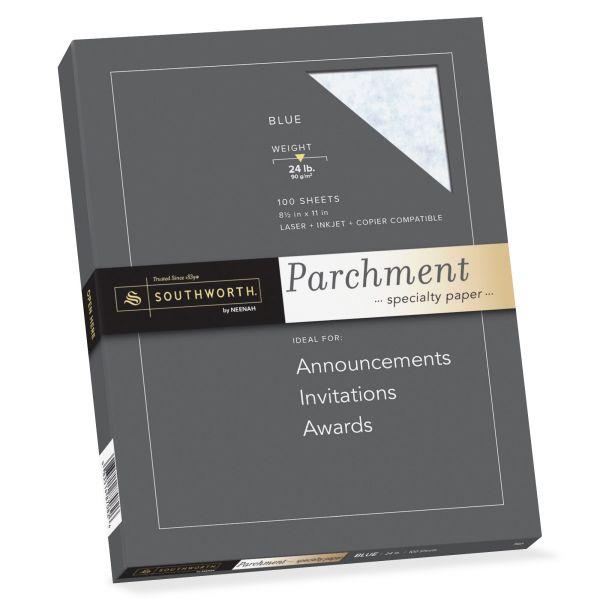Southworth Colors + Textures Fine Parchment Paper