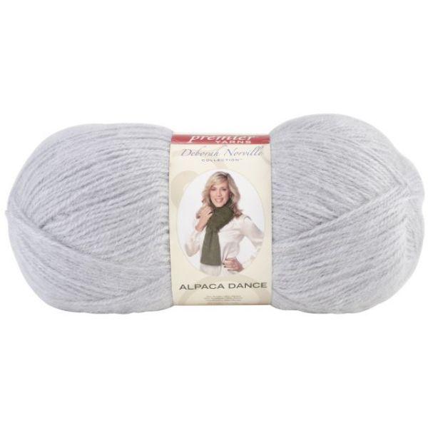 Deborah Norville Collection Alpaca Dance Yarn - Silver Fog
