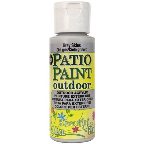 Deco Art Grey Skies Patio Paint
