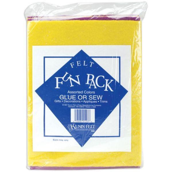 "Felt Fun Pack 9""X12"""