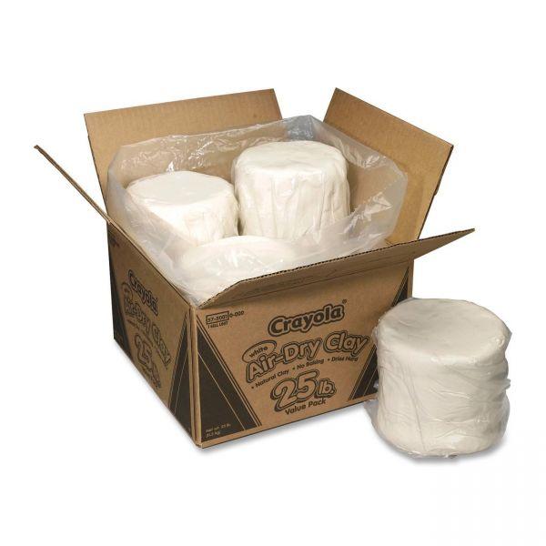 Crayola 25 lb. Air-Dry Clay