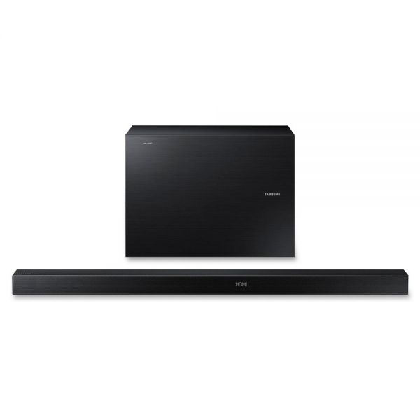 Samsung HW-K650 Sound Bar Speaker - Placement: Wall Mountable - Yes - Wireless Speaker(s) - Black