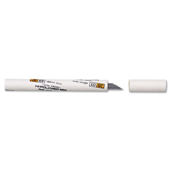 Pentel Premium Hi-Polymer Lead Refill