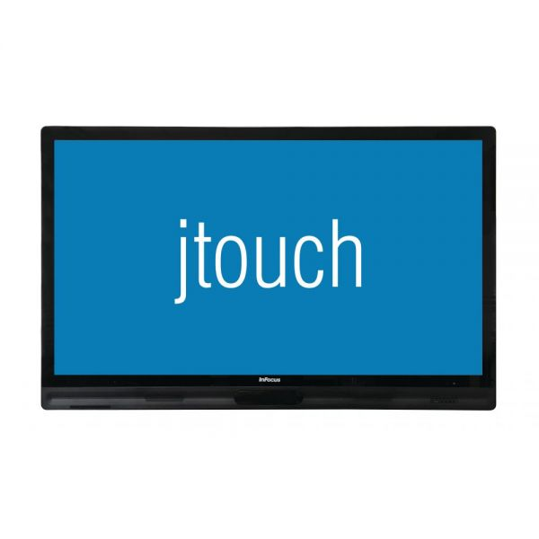 "InFocus JTouch INF6500eAG 65"" Direct LED LCD Touchscreen Monitor - 16:9 - 8 ms"