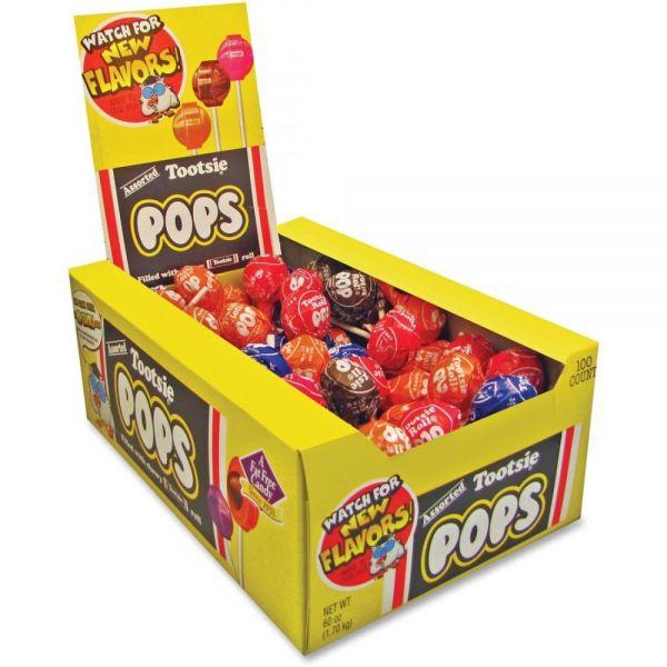 Tootsie Pops Candy Center Lollipops