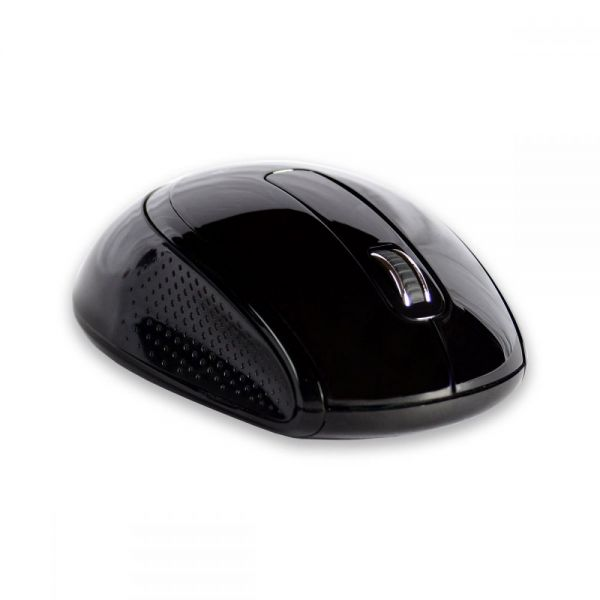 Goldtouch Wireless Ambidextrous Mouse Black Via Ergoguys