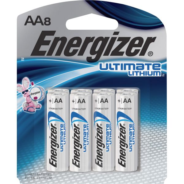 Eveready Ultimate Lithium AA Batteries
