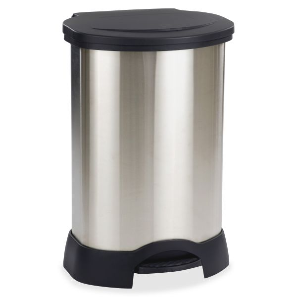 Rubbermaid Commercial Step-On Waste Container