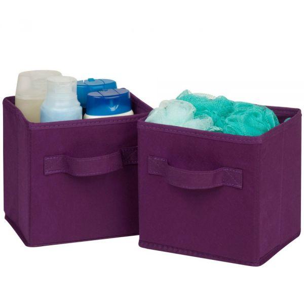 "Mini Folding Cubes 7""X7""X5.75"" 2/Pkg"