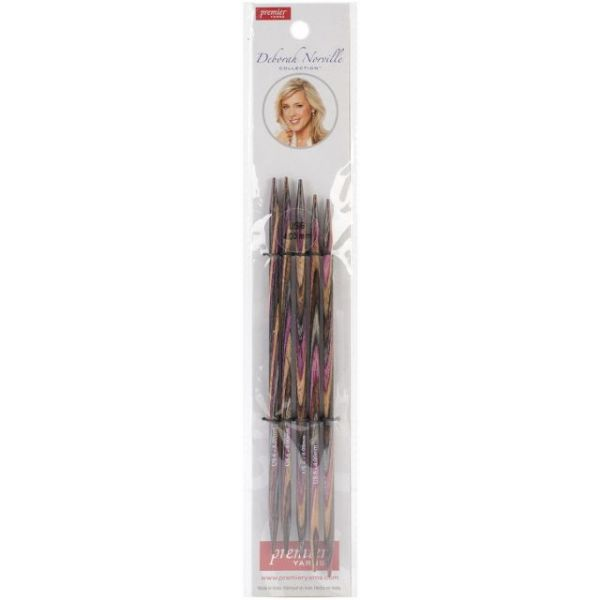 """Deborah Norville Double Point Knitting Needles 6"""""""