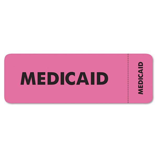 Tabbies Medicaid Insurance Label