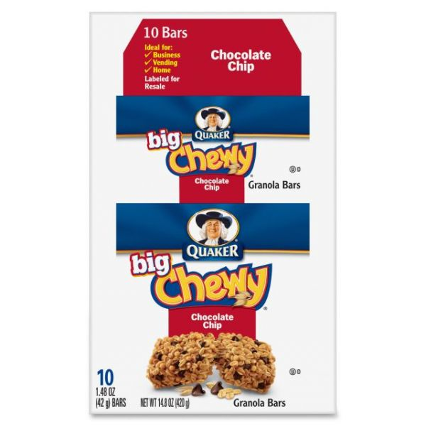 Quaker Big Chewy Granola Bars