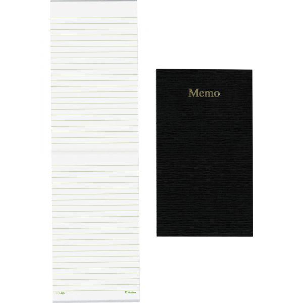 Rediform Narrow Ruled Memo Pad