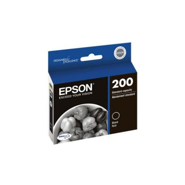 Epson 200 Black Ink Cartridge (T200120)