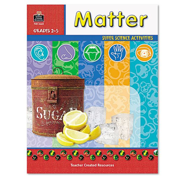 Matter Super Science Activities