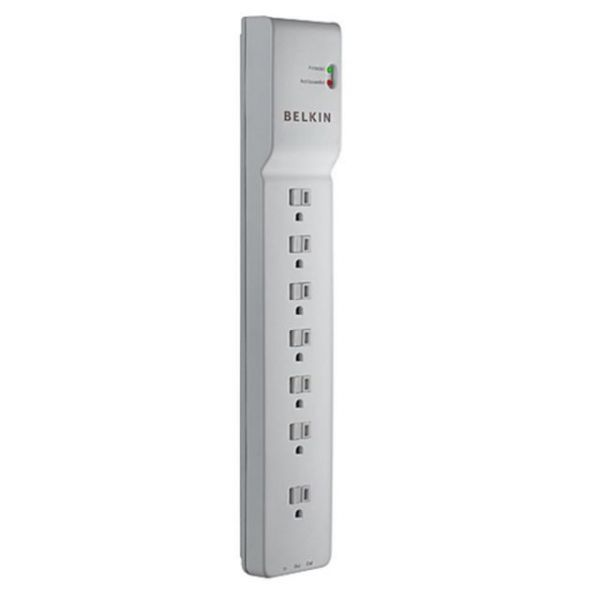 Belkin Home/Office 7-Outlets Surge Suppressor