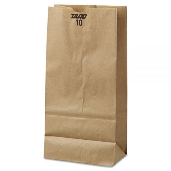 General #10 Brown Paper Grocery Bags