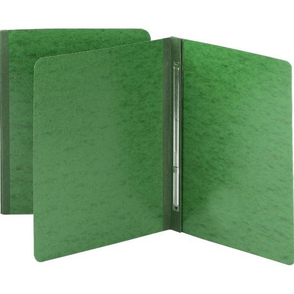 Smead Green Pressboard Report Cover