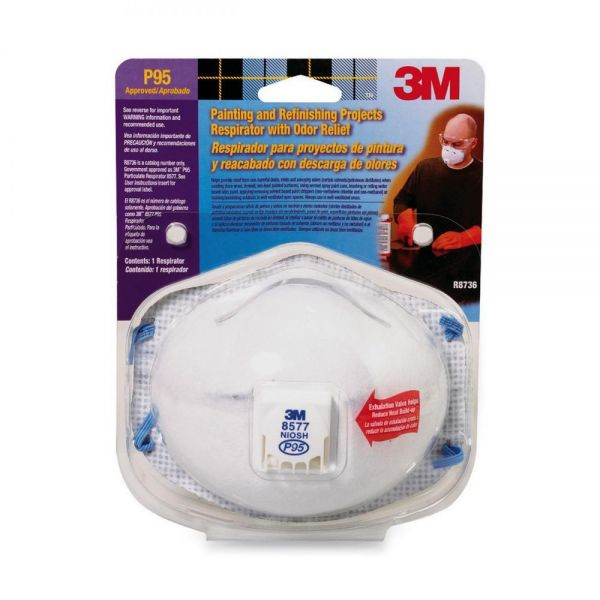 3M Odor Relief Face Mask